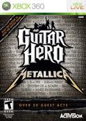 Guitar Hero Metallica - Xbox 360 Game