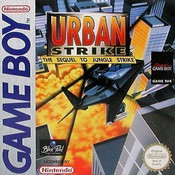 Urban Strike - Game Boy Game