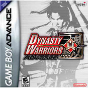 Dynasty Warriors Advance - Game Boy Advance Game