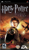 Harry Potter and the Goblet of Fire - PSP Game