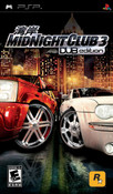 Midnight Club 3 DUB Edition - PSP Game