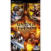 Untold Legends Brotherhood of the Blade - PSP Game