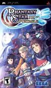 Phantasy Star Portable - PSP Game