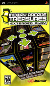Midway Arcade Treasures Extended Play - PSP Game