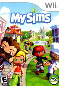 My Sims - Wii Game