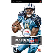 Madden NFL 08 - PSP Game