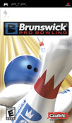 Brunswick Pro Bowling - PSP Game