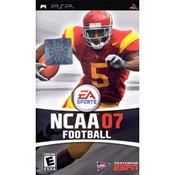 NCAA 07 Football - PSP Game