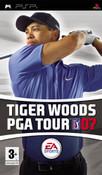 Tiger Woods PGA Tour 07 - PSP Game