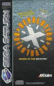 Revolution X - Saturn Game