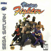 Virtua Fighter - Saturn Game