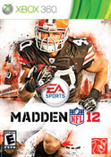 Madden NFL 12 - Xbox 360 Game