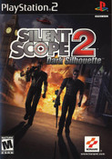 Silent Scope 2 Dark Silhouette - PS2 Game