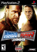 Smackdown vs Raw 2009 - PS2 Game