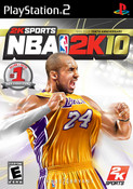 NBA 2K10 - PS2 Game