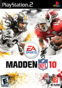 Madden NFL 10 - PS2 Game