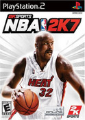 NBA 2K7 - PS2 Game