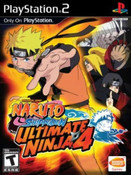 Ultimate Ninja 4 Naruto Shippuden - PS2 Game