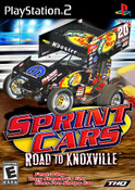 Sprint Cars Road to Knoxville - PS2 Game