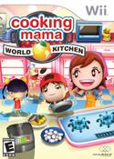 Cooking Mama World Kitchen - Wii Game