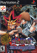 Yu-Gi-Oh Duelists of the Roses - PS2 Game