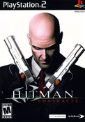 Hitman Contracts - PS2 Game