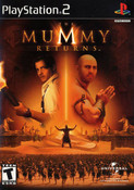 Mummy Returns, The - PS2 Game