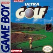 Ultra Golf - Game Boy Game