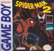 Spider-Man 2 - Game Boy Game