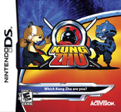 Kung Zhu - DS Game