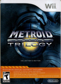 Metroid Prime Trilogy Collector's Edition - Wii Game