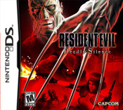 Resident Evil Deadly Silence - DS Game