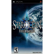 Star Ocean First Departure - PSP Game