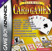 Ultimate Card Games - Game Boy Advance Game