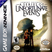 Lemony Snicket's A Series of Unfortunate Events - Game Boy Advance Game