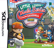 Little League World Series 2008 - DS Game