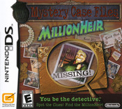 Mystery Case Files MillionHeir - DS Game