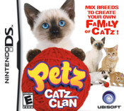 Petz Catz Clan - DS Game