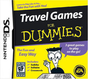 Travel Games For Dummies - DS Game