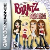 Bratz Forever Diamondz - GameBoy Advance Game