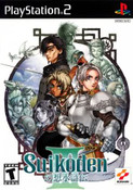 Suikoden III - PS2 Game