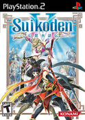 Suikoden V - PS2 Game