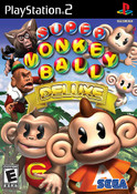 Super Monkey Ball Deluxe - PS2 Game