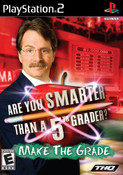 Are You Smarter than a 5th Grader Make the Grade - PS2 Game