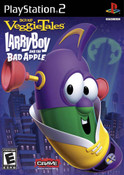 LarryBoy and the Bad Apple - PS2 Game