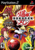 Bakugan Battle Brawlers - PS2 Game