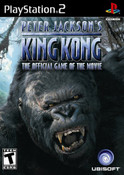 King Kong the Movie - PS2 Game