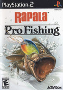 Rapala Pro Fishing - PS2 Game