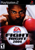 Fight Night 2004 - PS2 Game