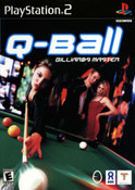 Q-Ball Billiards Master - PS2 Game